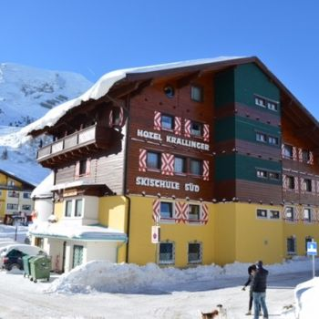 Krallinger hotel and ski school