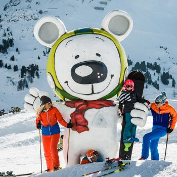 Family holidays in Obertauern