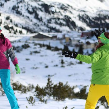 Winter holidays in Obertauern