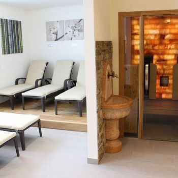 wellness area - Hotel Krallinger
