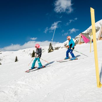 Skiing holidays in Obertauern